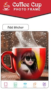 Coffee Cup Photo Frames New 3