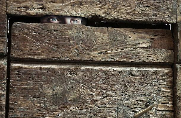 lo spioncino di roberto-copeta