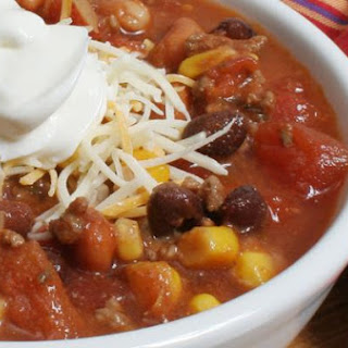 Easy and Delicious Taco Soup