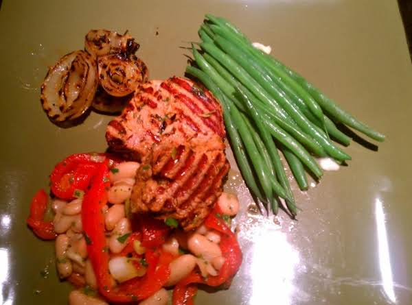 Grilled Pork Medallions With Lemon And Rosemary Recipe