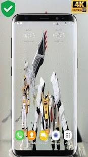 power rangers toys wallpaper HD - náhled