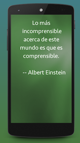 android Frases de Ciencia Screenshot 2