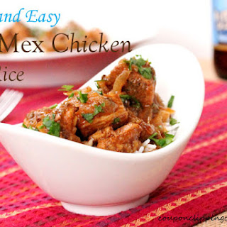 Quick and Easy Tex-Mex Chicken and Rice
