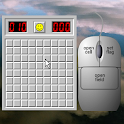 Minesweeper with virtual mouse icon