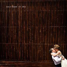 Wedding photographer Laslo Gabani (Gann). Photo of 02.01.2013