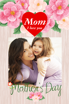 happy mothers day frames poster - Mom Frames
