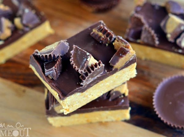 Reese's Chocolate Peanut Butter Bars Recipe