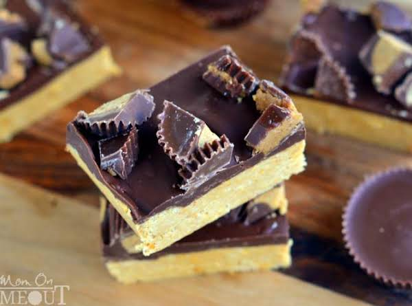 Reeses Chocolate Peanut Butter Bars