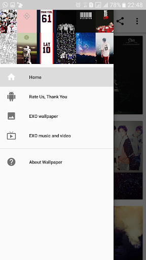 Best art EXO wallpaper HD 1.0 screenshots 5
