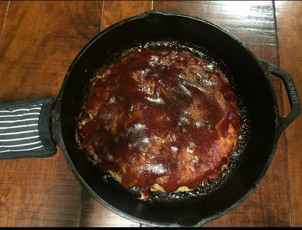 Cast Iron Skillet Meatloaf Recipe