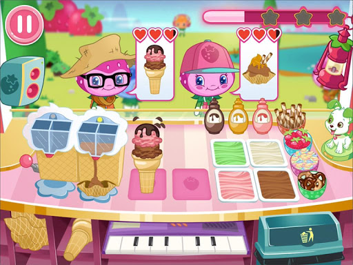 Strawberry Shortcake Ice Cream Island 1.4 screenshots 4