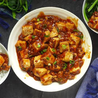 Mapo Tofu, The Authentic Way (麻婆豆腐).
