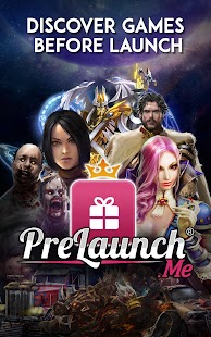 PreLaunch.Me - Upcoming Games- screenshot thumbnail