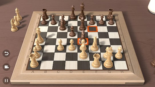 Real Chess 3D 1.0 b2 Patched Apk (Paid) 1