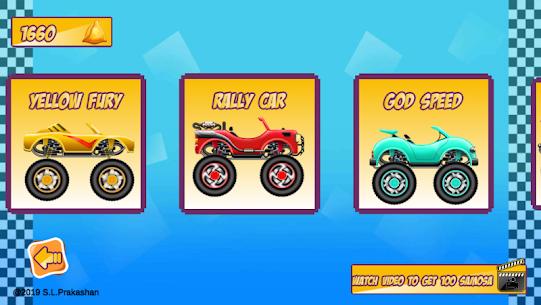 Motu Patlu Monster Car Game 3