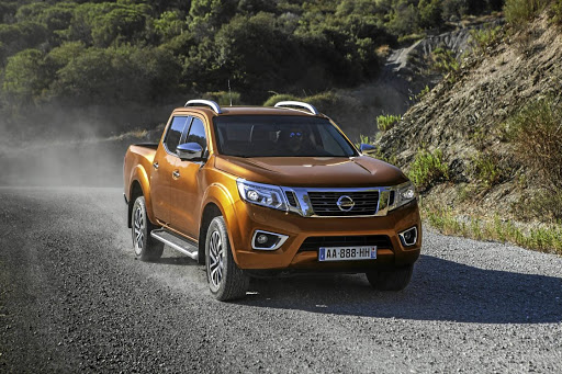 The Nissan Navara.  Picture: NEWSPRESS