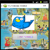 Funimon Go World AR Game