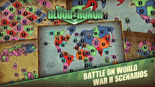 Blood & Honor: War, Strategy & Risk apkdebit screenshots 4