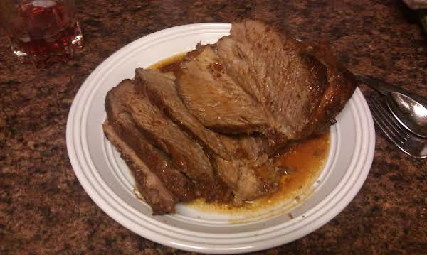 Daleine's Smoked Bbq Brisket Recipe
