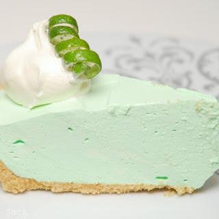 Easy Key Lime Pie.