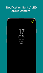 Notification Light / LED Note10, S10 - aodNotify Screenshot