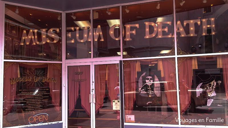 death museum NO
