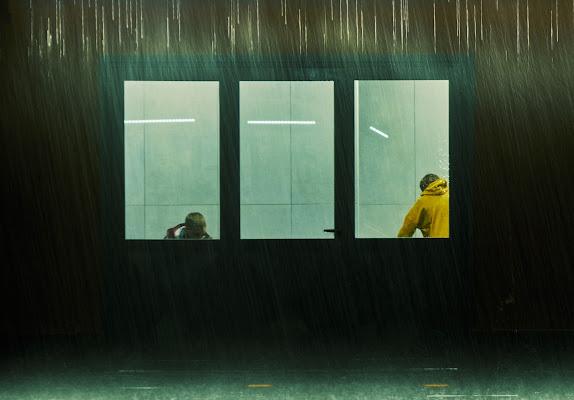 La pioggia fuori di Alexphoto