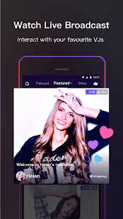 VOOV - Live Stream Yourself Now- screenshot thumbnail