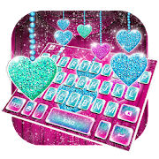 App Colorful Diamond Heart Keyboard Theme APK for Windows Phone