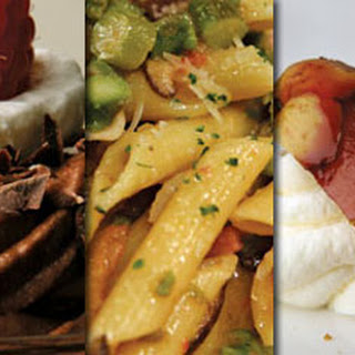 Pasta with Pancetta, Clams and Mushrooms Recipe