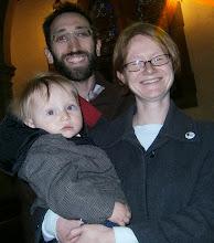 Photo: Brian, Kristie & Gabriel Stagno  December 10 at 5 pm Mass