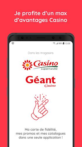 Casino Max – un max de promos Android App Screenshot