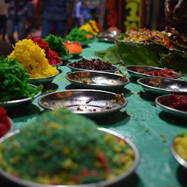 Benarosi pan ingredients by Ananya Mridha - Food & Drink Ingredients