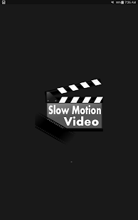 Slow Motion Video Pro Screenshot