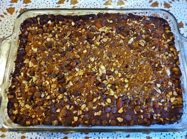 Chocolate Chip Date Cake Recipe