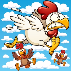 Flying Chickens for PC and MAC