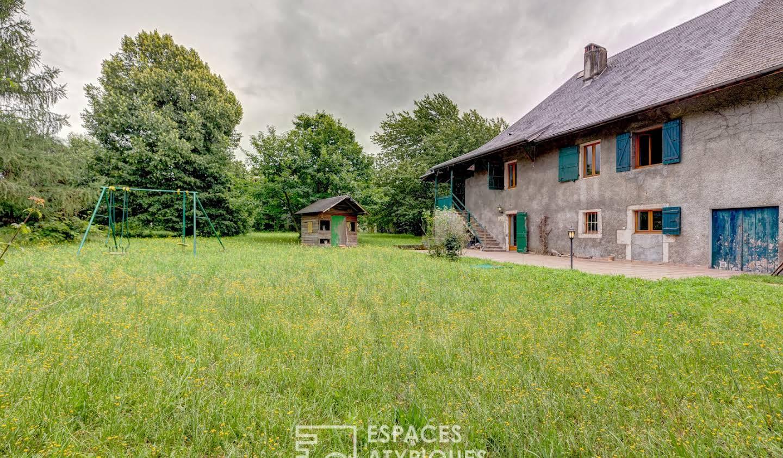 House with terrace La Ravoire