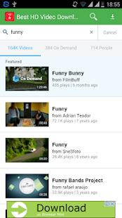 Best Hd Video Downloader - náhled