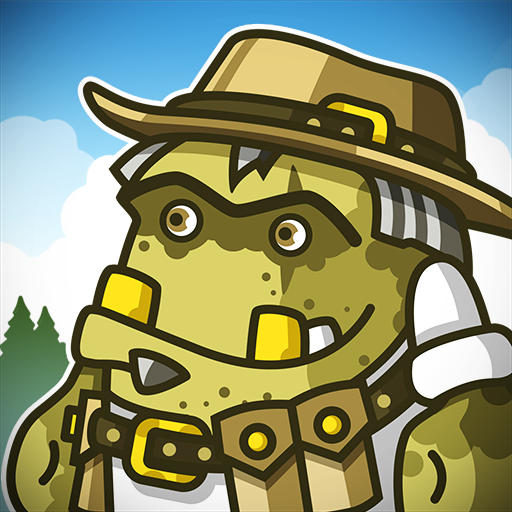 Griblers: offline RPG / strategy game