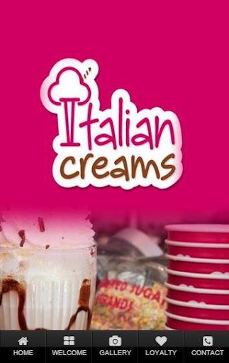 Italian Creams