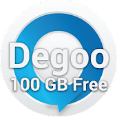 100GB Free Cloud Backup Degoo