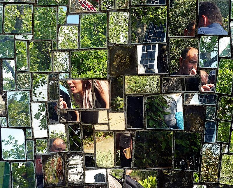 Collage di specchi di FransuaR
