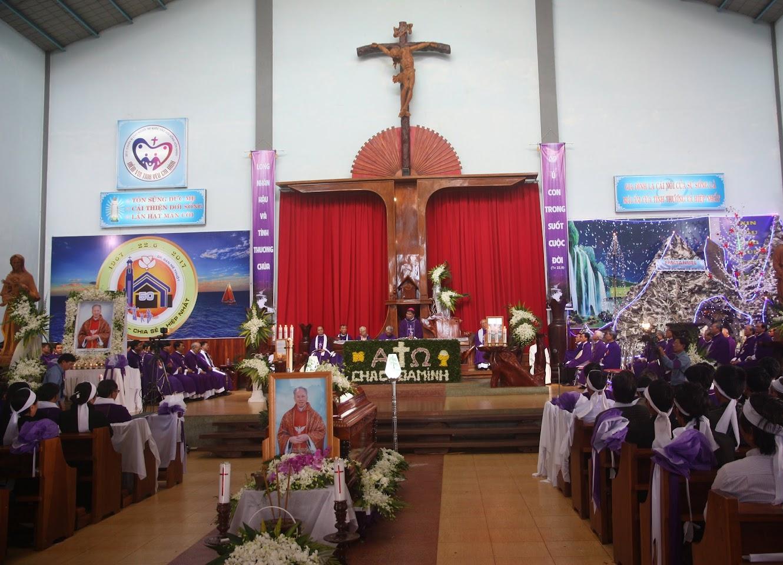 Thánh lễ an táng Cha Đaminh Vũ Đức Hậu - Giáo phận Ban Mê Thuột - Ảnh minh hoạ 7