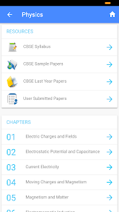 myCBSEguide - CBSE Sample Papers & NCERT Solutions Screenshot