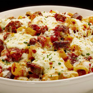 Easy Weeknight Pasta Bake.