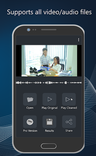 Video Noise Cleaner screenshots 2