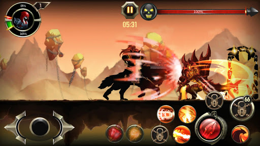 Stickman Ninja warriors : The last Hope image | 6