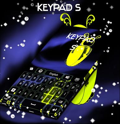 Keypad Themes Neon - screenshot