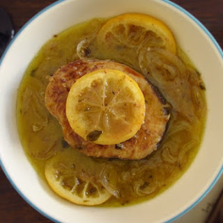 Hake with Lemon Recipe