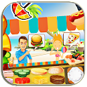 Summer Cooking Games icon